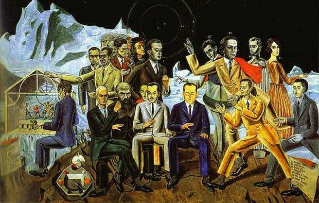 max-ernst-a-friends-reunion-au-rendez-vous-des-amis-1922